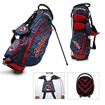 Cleveland Indians Team Fairway Stand Bag Golf Gift