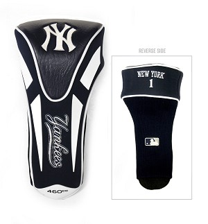 New York Yankees Apex Driver Cover Golf Gift