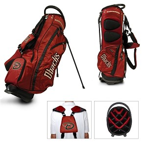 Arizona Diamondbacks Team Fairway Stand Bag Golf Gift